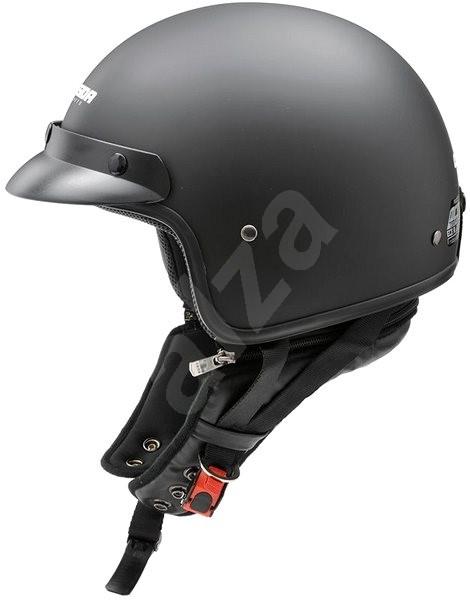 CASSIDA Police (černá matná, vel. S) - Helma na skútr