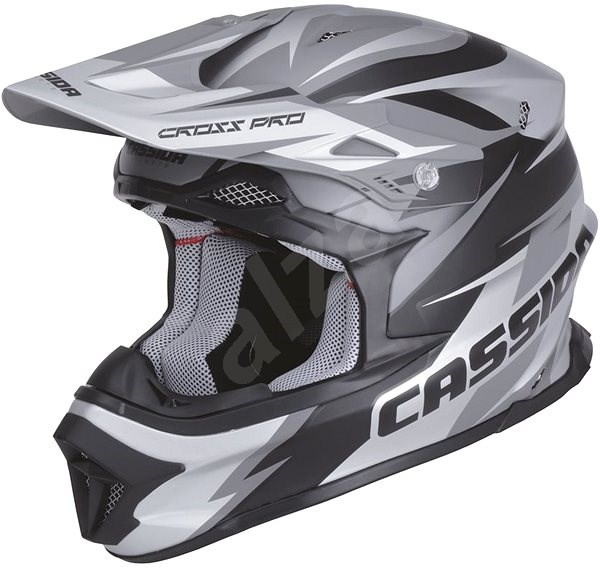 CASSIDA Cross Pro (černá matná šedá e4472bbc4f