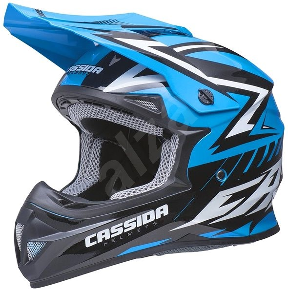 CASSIDA Cross Cup (bílá perleť modrá černá b41601dc78
