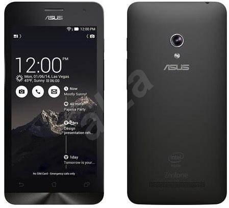 ASUS ZenFone 5 A500KL 16GB LTE černý - Mobilní telefon