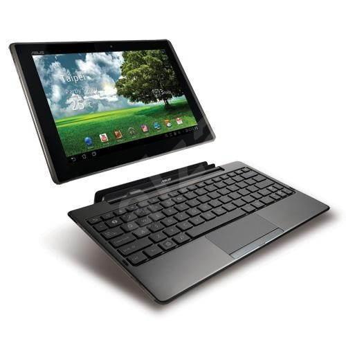 ASUS EEE Pad Transformer TF101 16GB hnědý + dock - Tablet