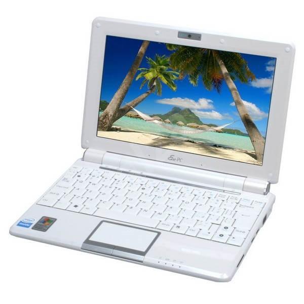 ASUS EEE PC 1000HD černý (black) - Notebook