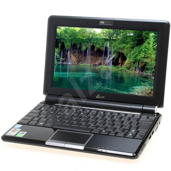 ASUS EEE PC 1000H černý - Notebook