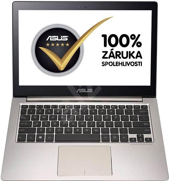 ASUS ZENBOOK UX303LA-R40026G hnědý kovový - Ultrabook