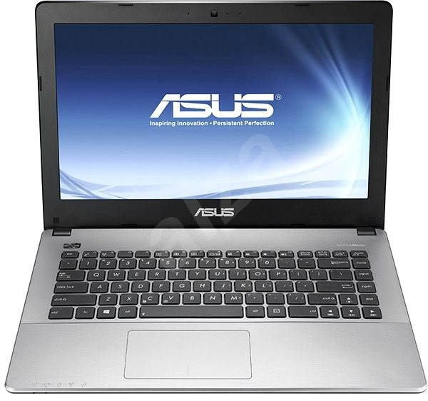 ASUS X302LJ-R4036H černý (SK verze) - Notebook