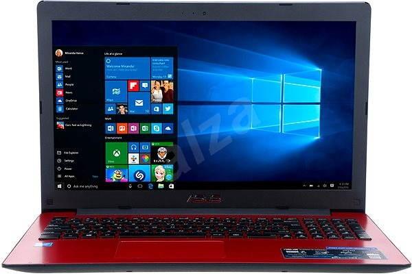ASUS X553MA-XX1170H růžový (SK verze) - Notebook