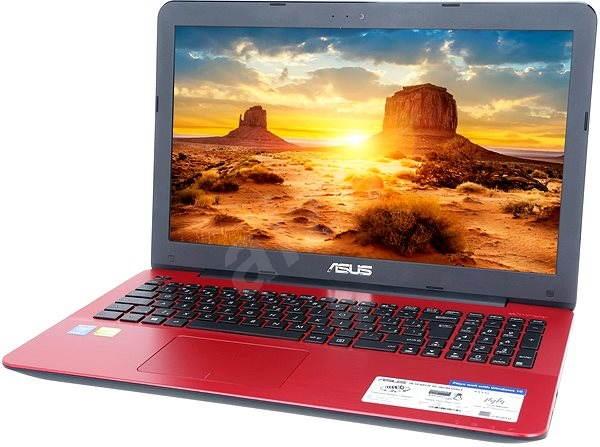 6d4ad12acc ASUS X555LD-DM1060H červený (SK verze) - Notebook