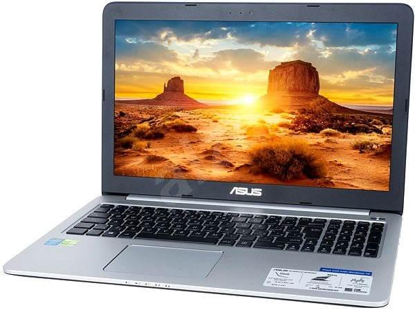 ASUS K501LB-DM023H modrý (SK verze) - Notebook