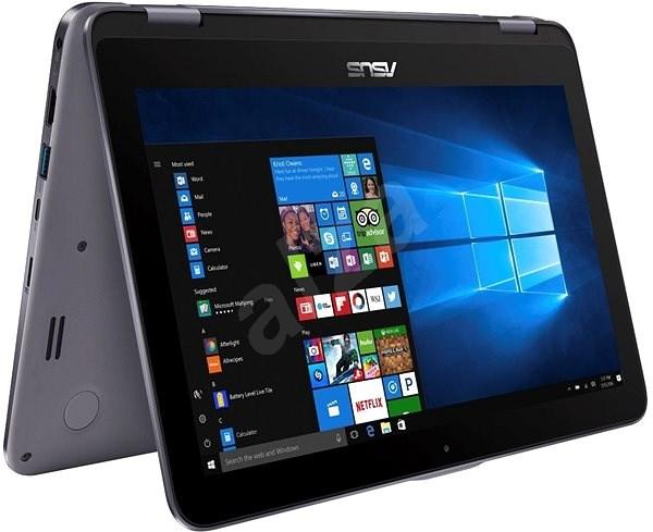 ASUS VivoBook Flip 12 TP203NA-BP027TS Star Grey