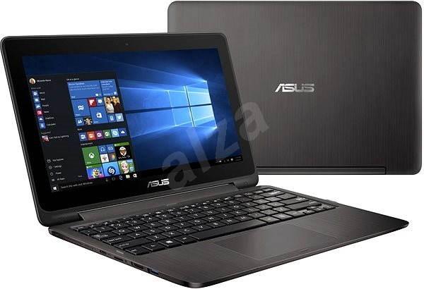 ASUS VivoBook Flip TP201SA-FV0007T šedý kovový