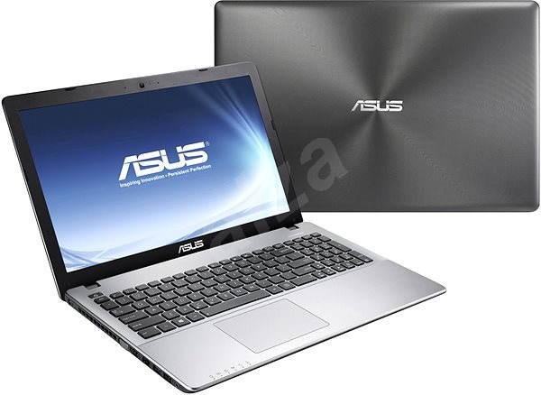 ASUS X550ZE-XX213T šedý - Notebook