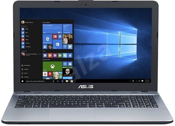 ASUS VivoBook Max X541NA-GQ210T Silver Gradient