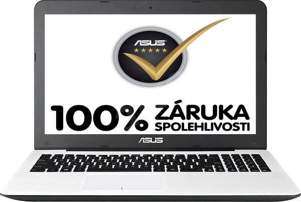 ASUS F555LB-DM076H bílý - Notebook