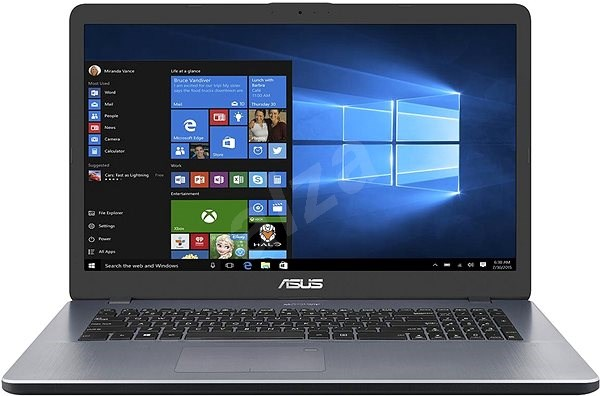 ASUS VivoBook 17 X705UA-BX417T Star Grey - Notebook