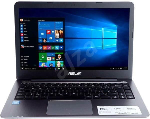 ASUS EeeBook E403SA-WX0002T šedý kovový