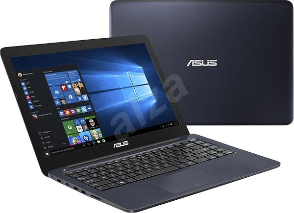 ASUS VivoBook E402NA-GA056T Dark Blue - Notebook  d8562fee19