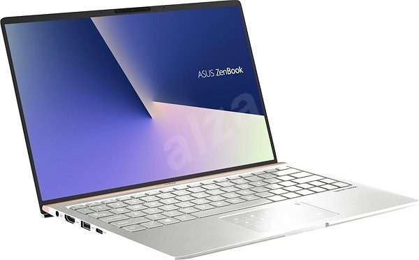 ASUS ZenBook 13 UX333FA-A3164R Icicle Silver Metal - Notebook