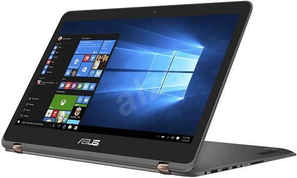 ASUS ZenBook Flip UX360UAK-BB322T šedý kovový - Tablet PC