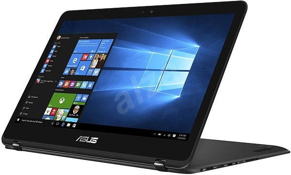 ASUS ZenBook Flip UX360UAK-BB358R černý kovový - Tablet PC