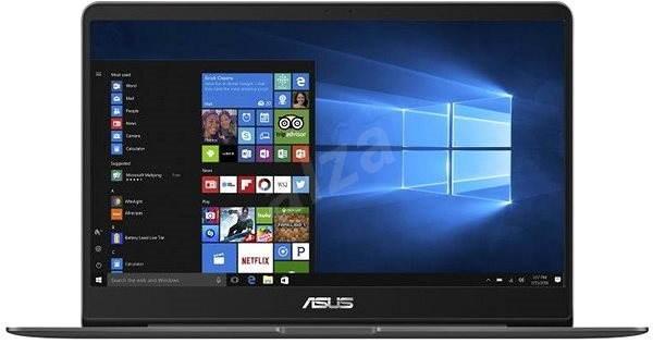 ASUS ZENBOOK UX430UA-GV002T šedý kovový - Notebook