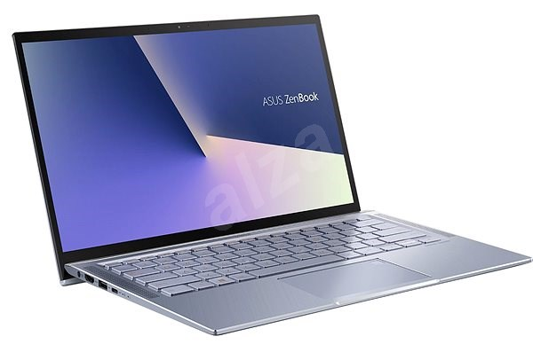 ASUS ZenBook 14 UX431FA-AN004T Utopia Blue Metal - Notebook