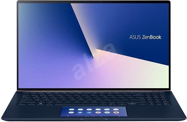 ASUS Zenbook 15 UX534FT-A9011T Royal Blue Metal - Notebook