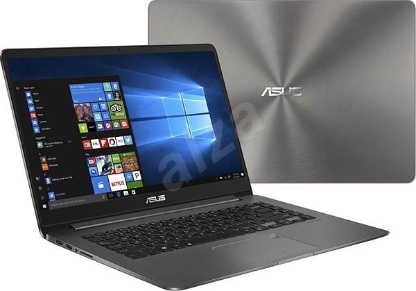 ASUS ZenBook UX530UQ-FY005R Grey Metal - Ultrabook