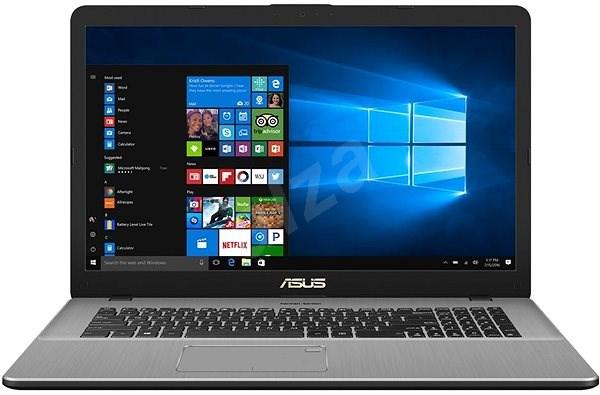 ASUS VivoBook Pro 17 N705FN-GC017T Star Grey Metal - Notebook