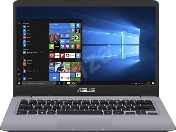 ASUS VivoBook S14 S410UA-EB093T Grey Metal - Notebook