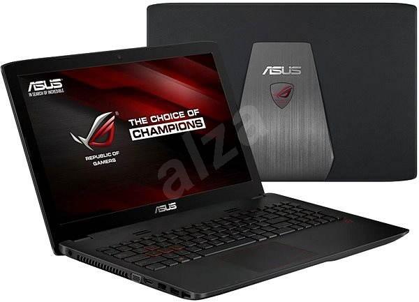 ASUS ROG GL552JX-CN055H (SK verze) - Notebook