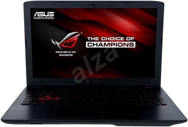 ASUS ROG GL552VX-DM073T kovový - Notebook