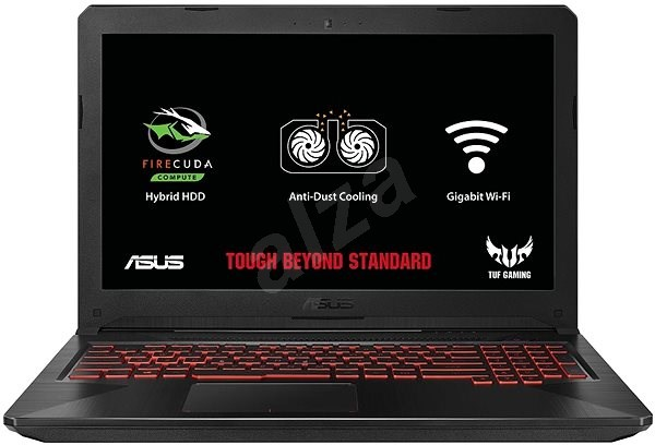 ASUS TUF Gaming FX504GD-E4112T - Notebook | Alza cz