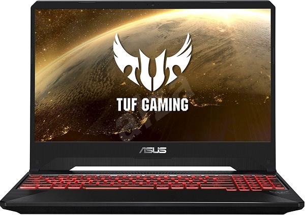 ASUS TUF Gaming FX505GD-BQ297T - Herní notebook