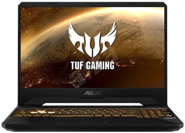 ASUS TUF Gaming FX505DD-BQ121T Black - Herní notebook