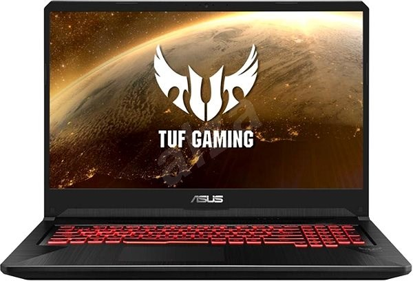 ASUS TUF Gaming FX705DY-AU017T Red Matter - Herní notebook