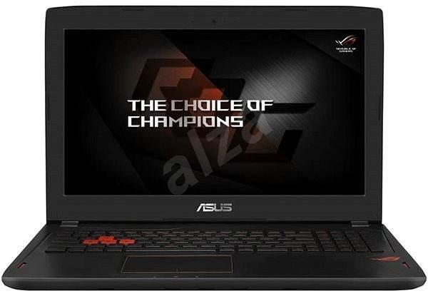 ASUS ROG STRIX GL502VM-FY090T kovový - Notebook