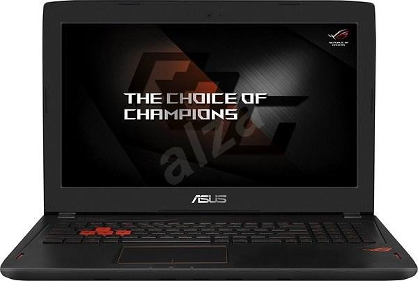ASUS ROG STRIX GL502VS-FY332T kovový - Notebook