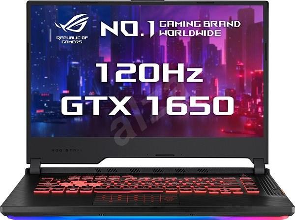 ASUS ROG STRIX G G531GT-AL106T Black - Herní notebook