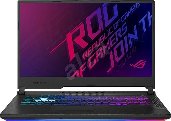 ASUS ROG Strix G G731GV-H7144T Black - Herní notebook