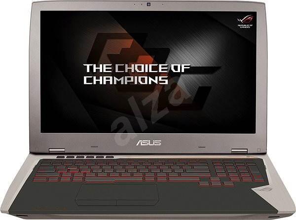 ASUS ROG G701VIK-BA047T kovový - Notebook
