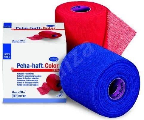 PEHA-HAFT Color Elastické fixační obinadlo 6 cm x 20 m - Obinadlo