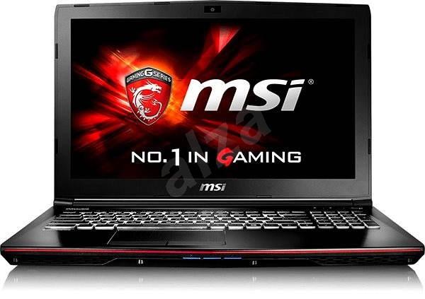 MSI GE62 6QL-096CZ Apache - Notebook