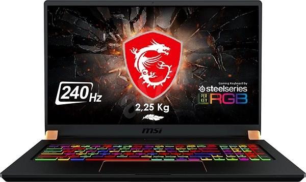 MSI GS75 9SE-1000CZ Stealth - Herní notebook