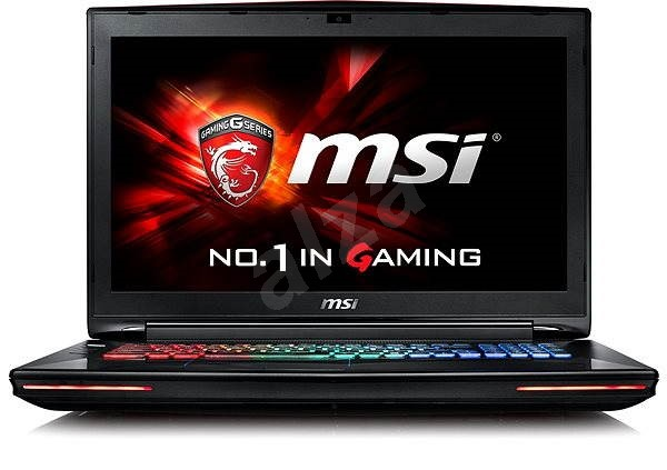 MSI GT72S 6QD-1263CZ Dominator G - Notebook