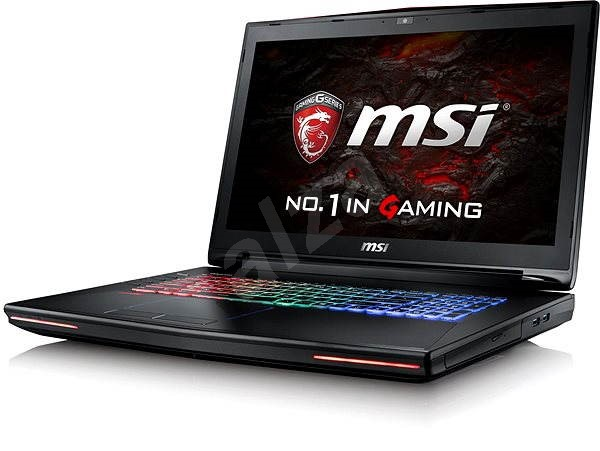 MSI GT72VR 6RD-202CZ Dominator - Notebook