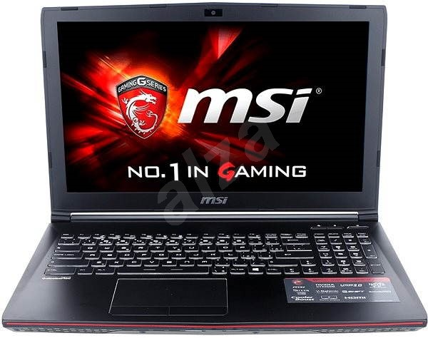 MSI GP62 6QF-678XCZ Leopard Pro - Notebook