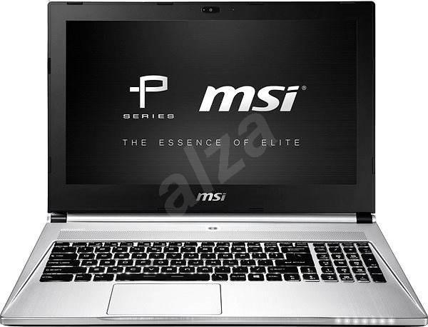 MSI PX60 2QD-044CZ Prestige Aluminium - Notebook