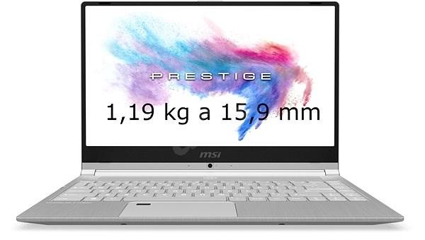MSI PS42 8RB-282CZ celokovový - Notebook
