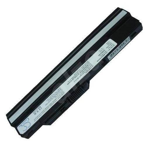 """MSI náhradní baterie pro NB MSI 8,9"""" a 10"""" (řada Wind), Li-ion, 3.600mAh, 6-článková, černá -"""