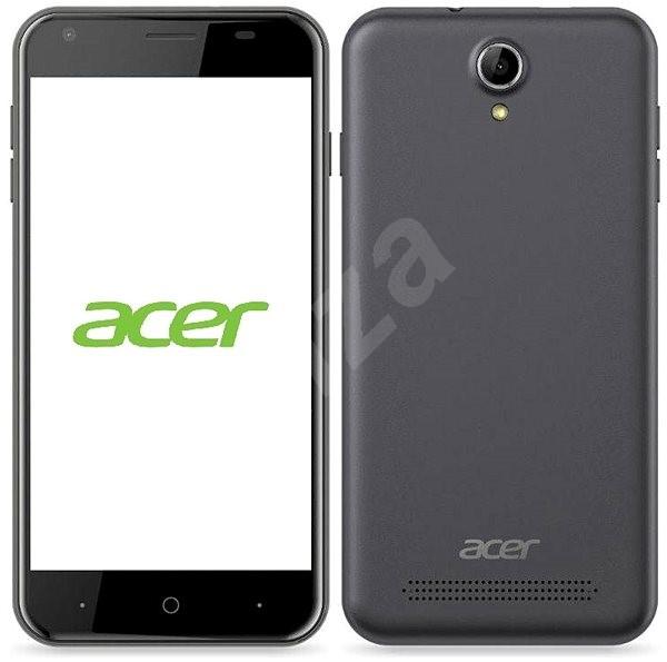 Acer Liquid Z6 LTE Grey Dual SIM - Mobilní telefon